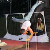 Clément Cannes d'équilibre